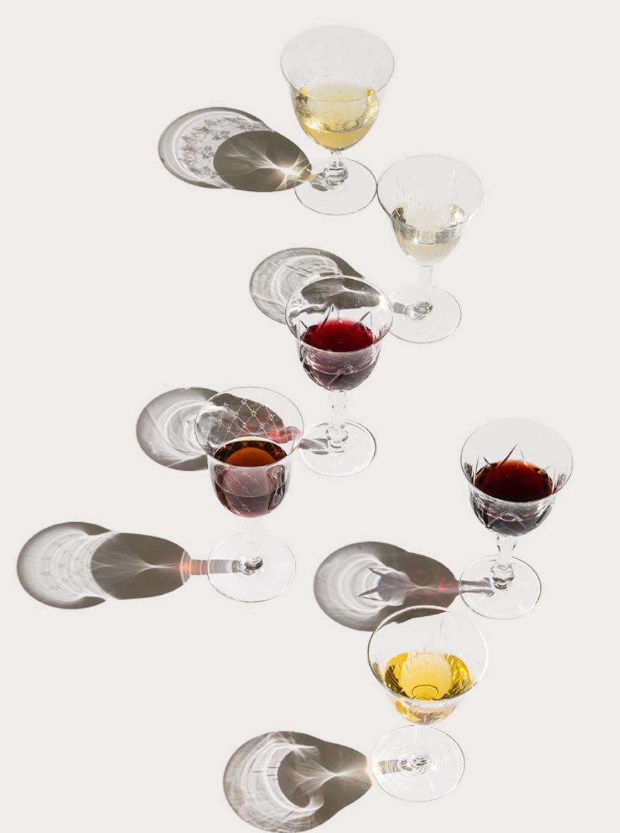 gradazione dei vini di Gaspare Buscemi